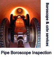 Boroscope And CCTV Inspection Service Contractor Malaysia