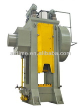 wrought iron machine cold forging press