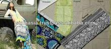 Ladies Embroidery Replica Kameez Shalwar Dupatta