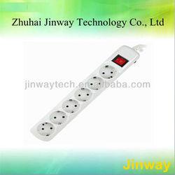 Custom Plastic Electrical Socket Case Manufacturer