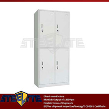 wall mount metal hospital ward locker storage cabinets sale/white cabinet designs for small bedroom steel clothes almirah
