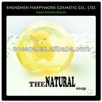 Eco-friendly natural italian olive oil soap