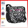 Stylish Zebra High-end Teen Messenger Bag (ESC-MB002)