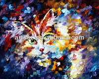Low prices &Stunning Quality canvas cats painting