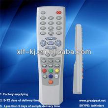 038c Shenzhen factory dvb remote control