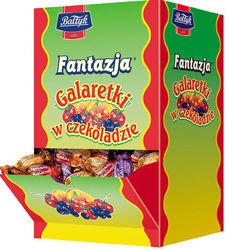 Fantazja - Jelly in chocolate