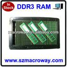 factory price 8gb ddr3 ram