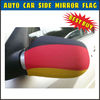 Stretchable Flag Car Mirror Covers