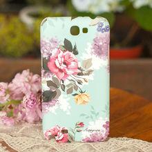 Romantic rose_Happymori Phone Cover Hard Case for Galaxy Note2 (Made in Korea)
