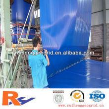 60mil blue geomembrane HDPE pond liner