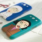 Guti Bati_Happymori New Design Cell Phone Hard PC Case Cover for Galaxy S3 (Made in Korea)