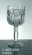 Haonai 210606 glassware, ice cream cone holder & cake stand