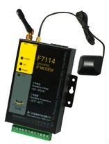 F7114 cellular industrial m2m GPRS RS485 GPS tracker for fleet fuel management, AVL
