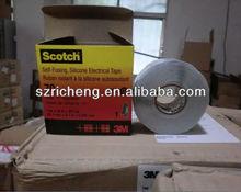 Scotch 70 Self-Fusing Silicone Rubber Electrical Tape, 1 in x 30 ft (25 mm x 9,1 m), 24 rolls per carton