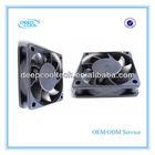 60*60*15mm OEM 12v dc small fan blades dc motor