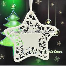 ceramic star shaped ornament
