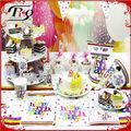 carnaval do bolo de aniversário do partido decorações