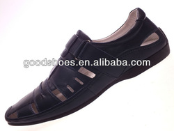Hot men casual shoes summer 2014 in guangzhou