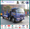 NEW FAW 6x2 top design dongfeng flat bed truck
