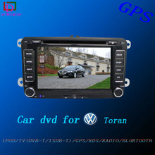 """7"""" inch touch screen VolksWagen Touran 12v with can bus for car stereo"""