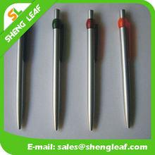 Simple pen silver pen promotional item pen