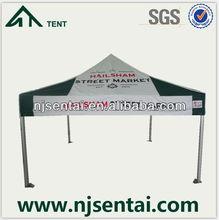 High Quality Waterproof Professional Outdoor festival pvc shelter/car gazebo metal/pavilion 3x3 folding