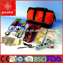 Road Traffic Accident Kit multi-function Car Emergency Kit china manufacturer