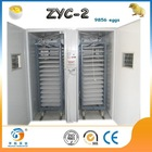2013 newest procucts chicken eggs incubators and hatchers crocodile hatching eggs ZYC-2 with ce certification