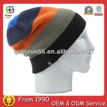 CUSTOM LED BEANIES HATS stylish beanies striped beanies