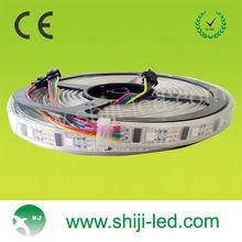 5050 arduino addressable rgb led strip WS2801