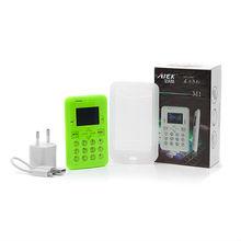 Super Slim M1 Mobile Phone - Green