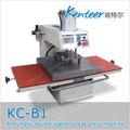 Petit pneumatique Machine de presse et Sublimation pneumatique Machine de presse - pour t - shirt impression