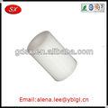 Dongguan fábrica plástico redondo spacer espaçadores de plástico limpar personalizado espaçadores de plástico para construção