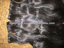 Virgin hair and body wave hair/Vietnam raw remy virgin human hair bulk