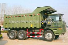 Heavy Duty Truck Coal Mining Dump Truck For Sale
