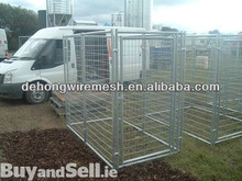 welded wire mesh dog cage/dog kennels