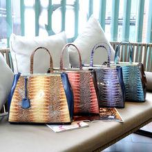 Top selling designer and good quality new model designer cork handbags