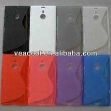 S-Line TPU Silicone Gel case for Nokia Lumia 1520 6.0