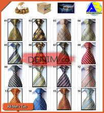 mens fashion brand nylon tie