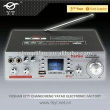amplifier optic YT-K36 support karaoke!!! HOT