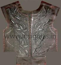 Embroidered coat (jacket)