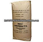 Multiwall Kraft Paper Sacks for TEA