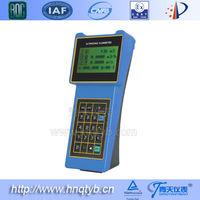 easy installed Handheld ultrasonic flow meter,TDS-100H flowmeter,popular flowmeter