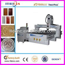China high accuracy Jinan lifan PHILICAM 1325 wooden furniture designs