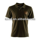 AXON 2013 new style custom Sublimated T-shirt Polo neck