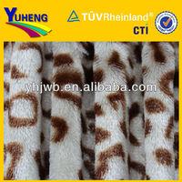 Main Product/Dot Print Fabric/Aniaml Print Fleece Throws Fabric