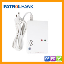 Intelligent Gas Alarm Wireless/Wired Gas Detector for LPG/Coal Gas