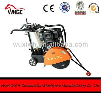 WH-Q450 portable cutter gasoline concrete road saw