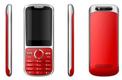 "Movil barato!!G100 gsm900/1800 dual sim bar phone 2.4"" cellphone"
