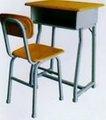 venta caliente de la escuela de muebles de comedor mesa de escritorio en el aula